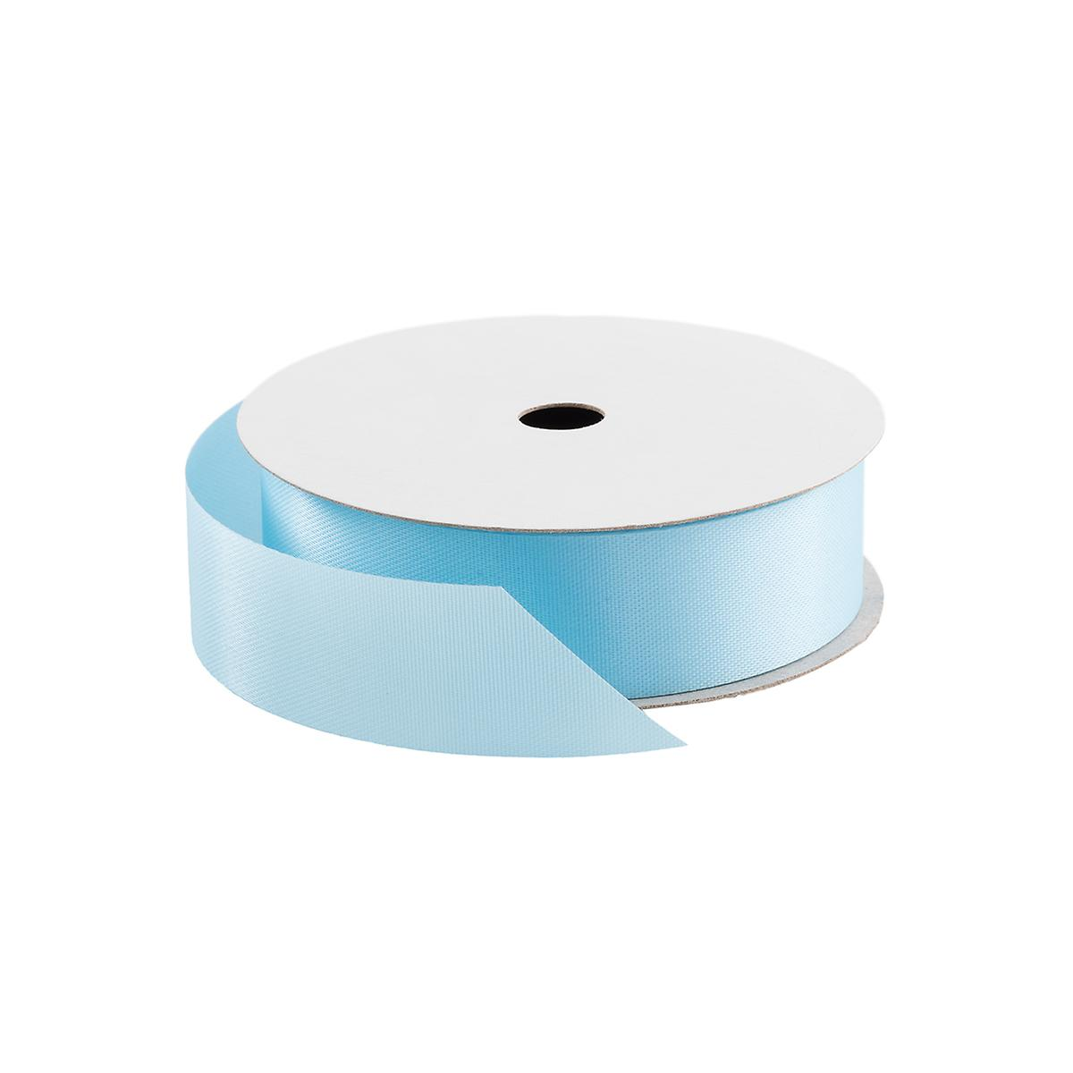 Sky Blue Satin Ribbon