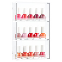 3-Tier Acrylic Nail Polish Rack