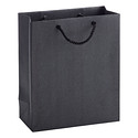 Medium Black Croc Craze Gift Tote