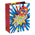 Medium Happy Birthday Gift Tote