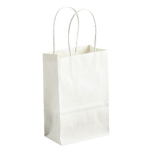 Small White Gift Bag