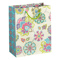 Medium Floral Gift Tote