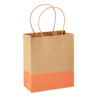 Medium Sunkissed Kraft Gift Bag