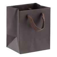 Mini Espresso Manhattan Recycled Gift Tote