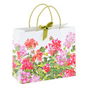 Large Geraniums Tote