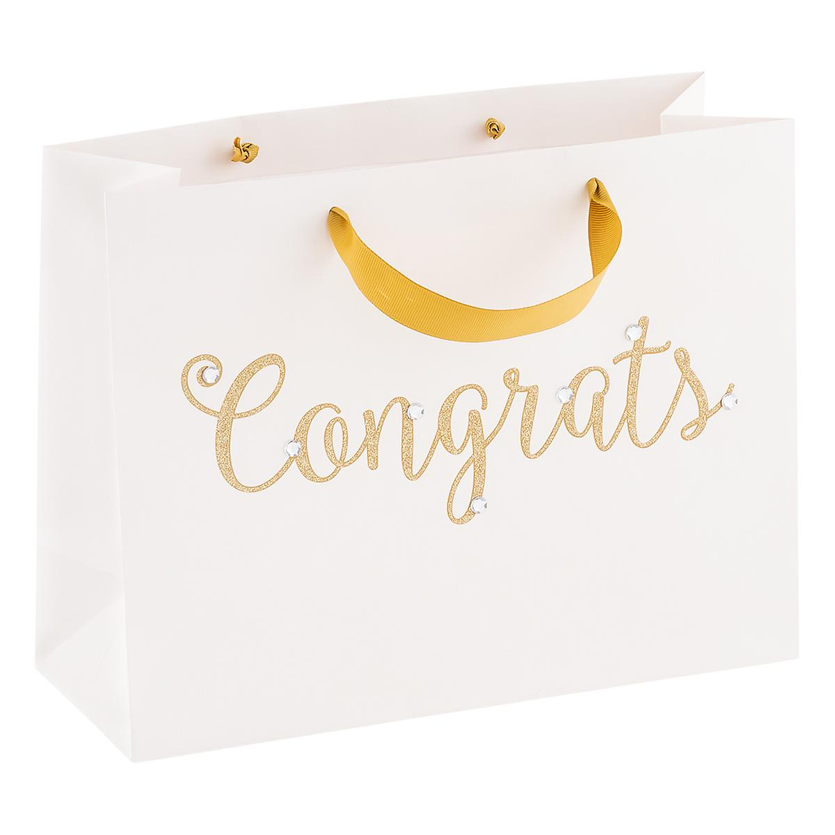 Large Congrats Tote
