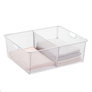 Platinum elfa Mesh Drawer Dividers