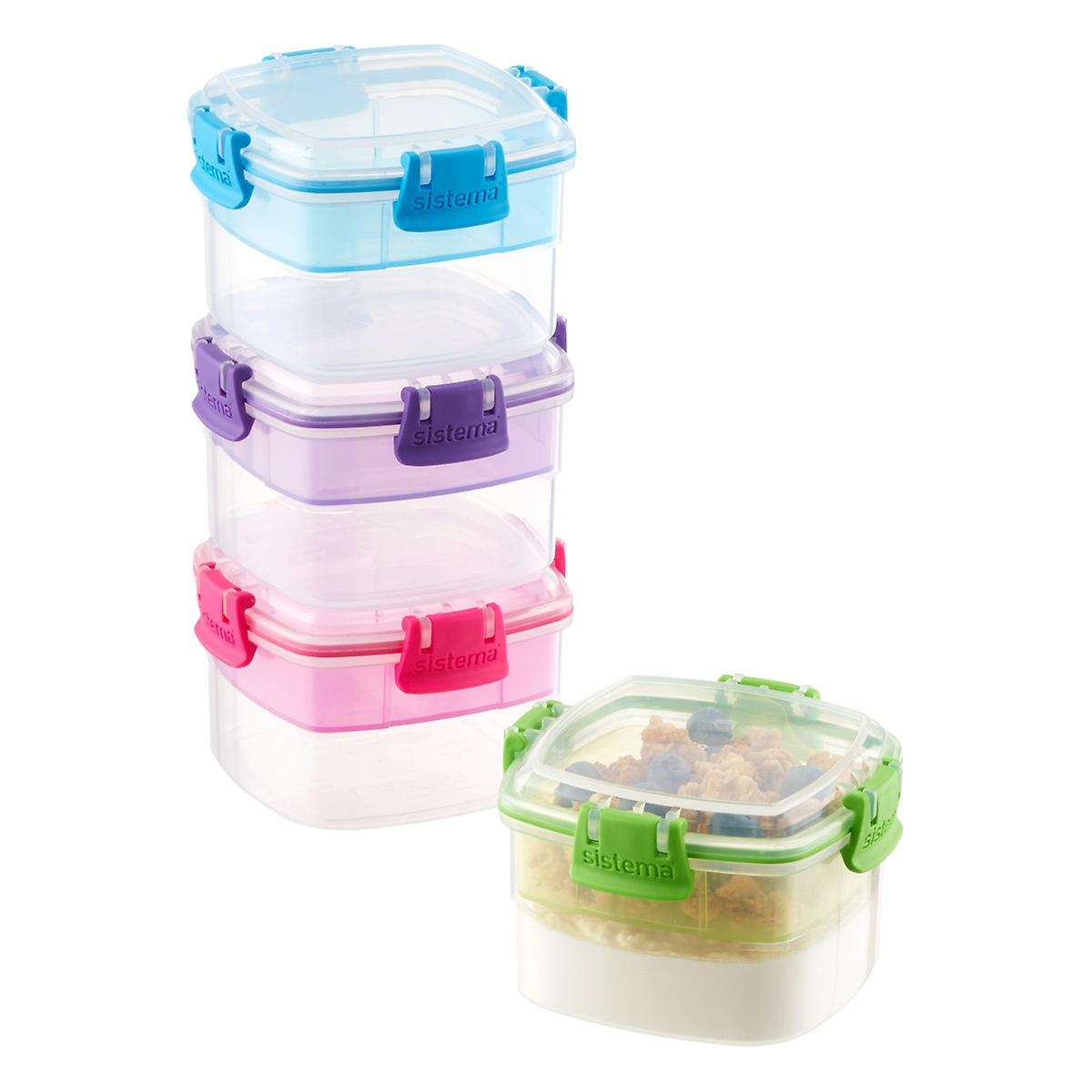 Sistema 13.5 oz. Snacks-to-Go Container