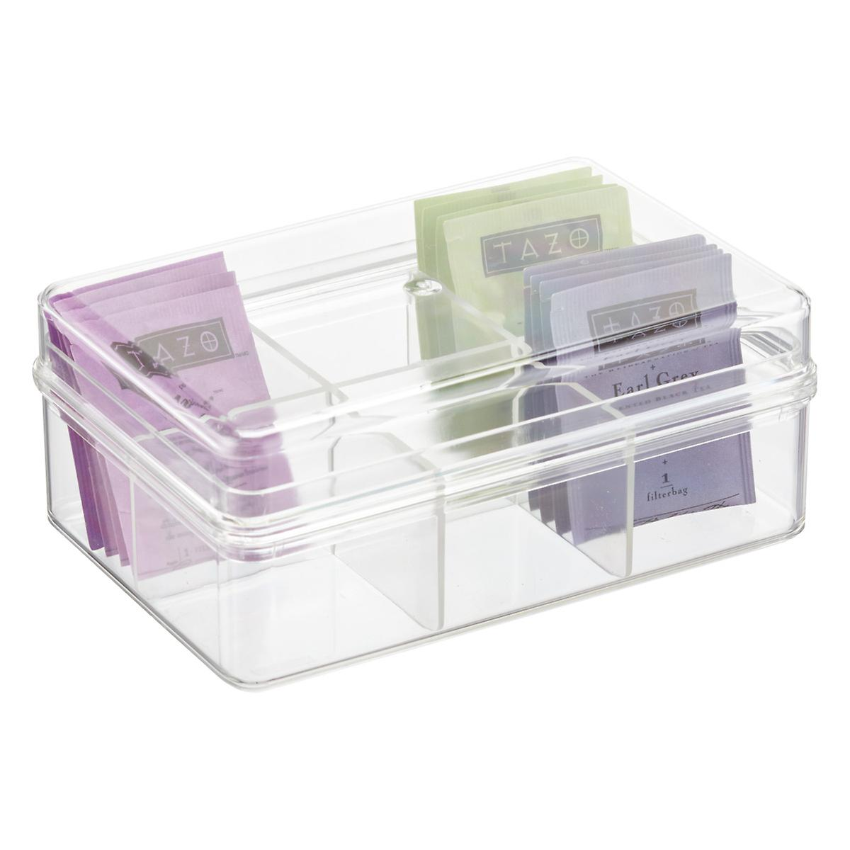 Tea Bag Storage Container The Container Store