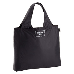 Black Large Reuseable Bag