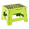 Lime Easy Folding Step Stool