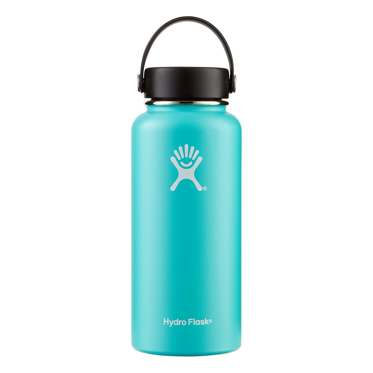 Mint 32 Oz Wide Mouth Hydro Flask The Container Store