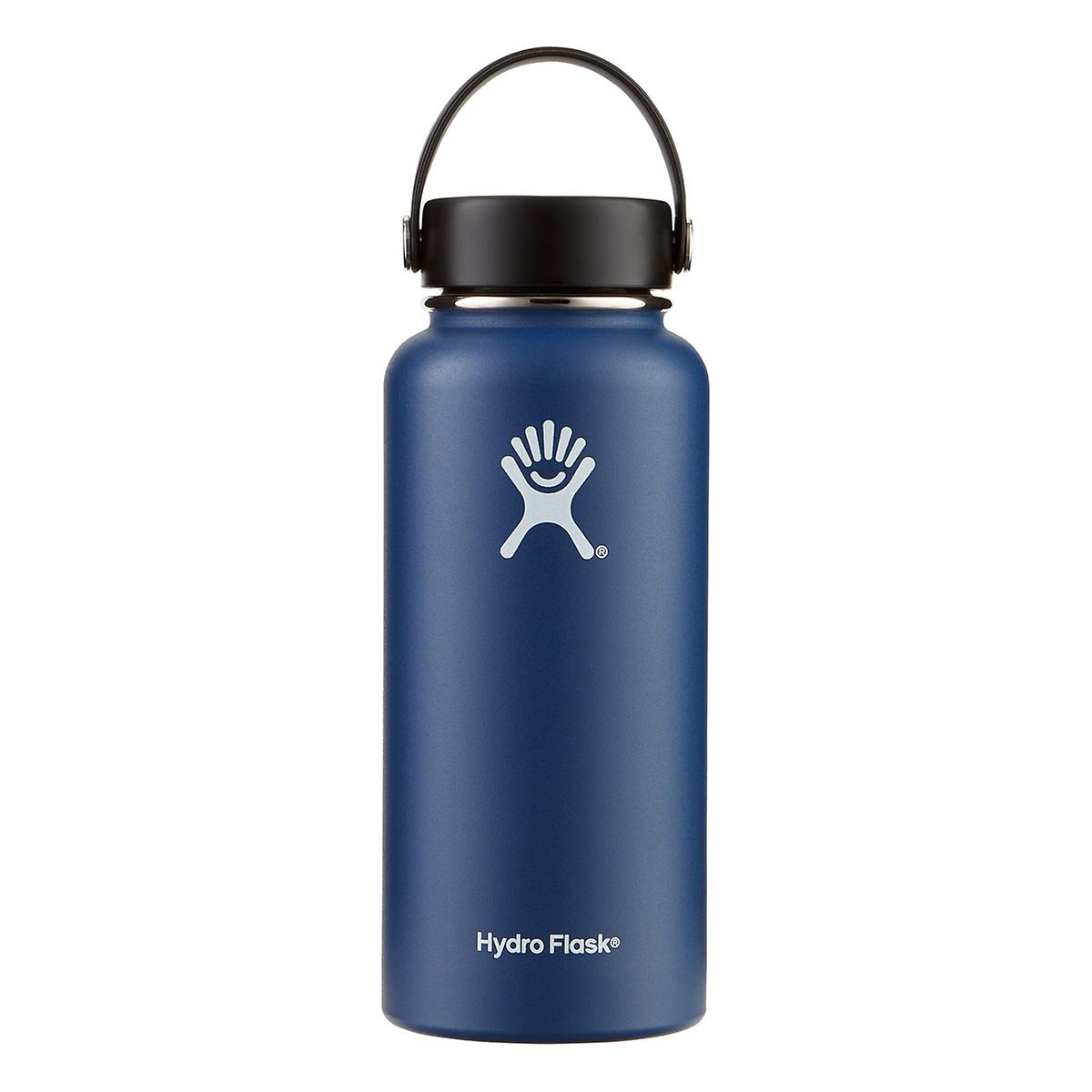 Cobalt 32 oz. Wide Mouth Hydro Flask