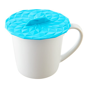 Teal Silicone Drink Covers