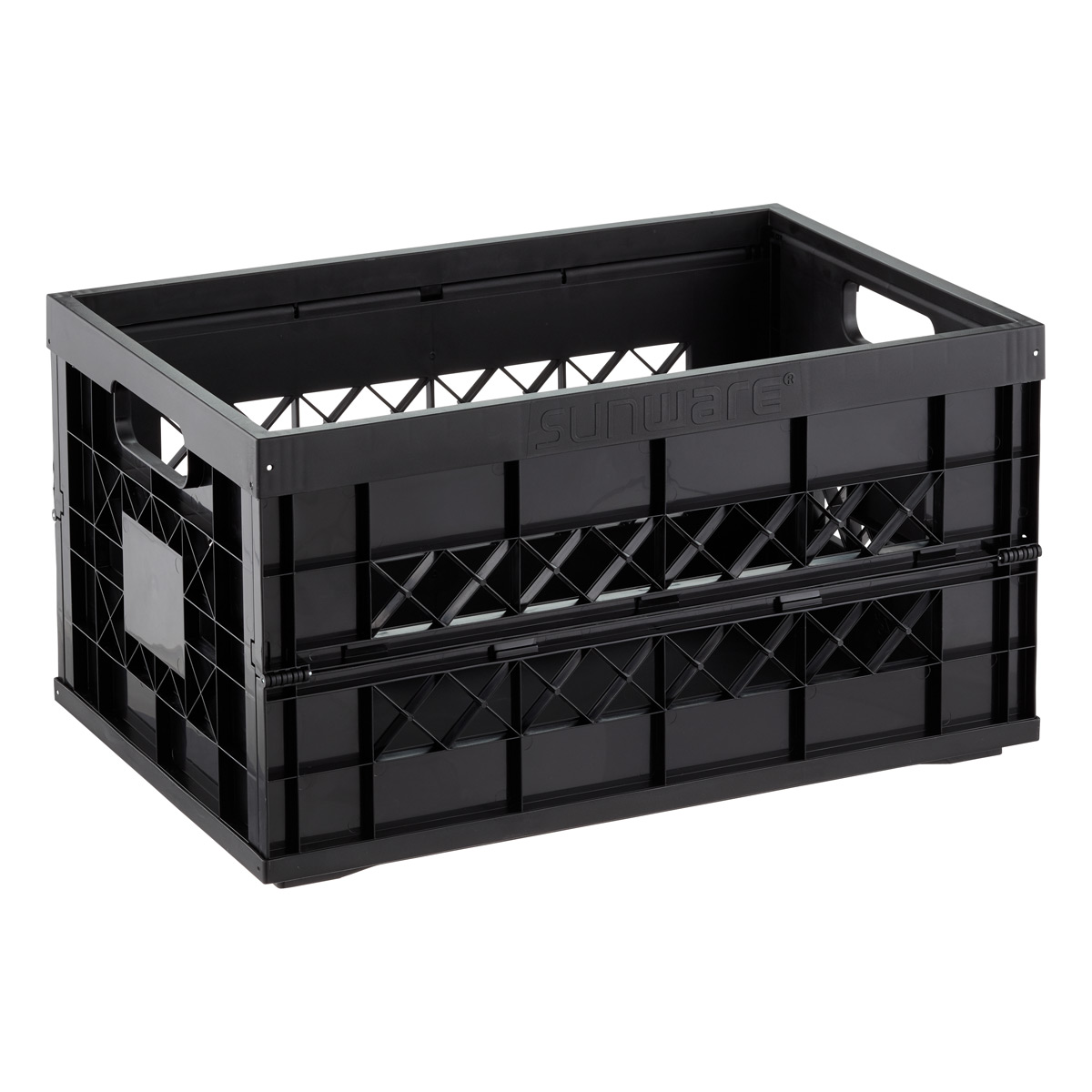 Heavy-Duty Collapsible Crate