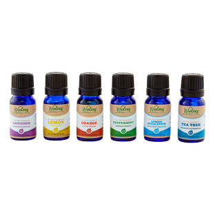 Assorted Essential Oils