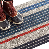 Chilewich Montauk Multi Stripe Door Mat