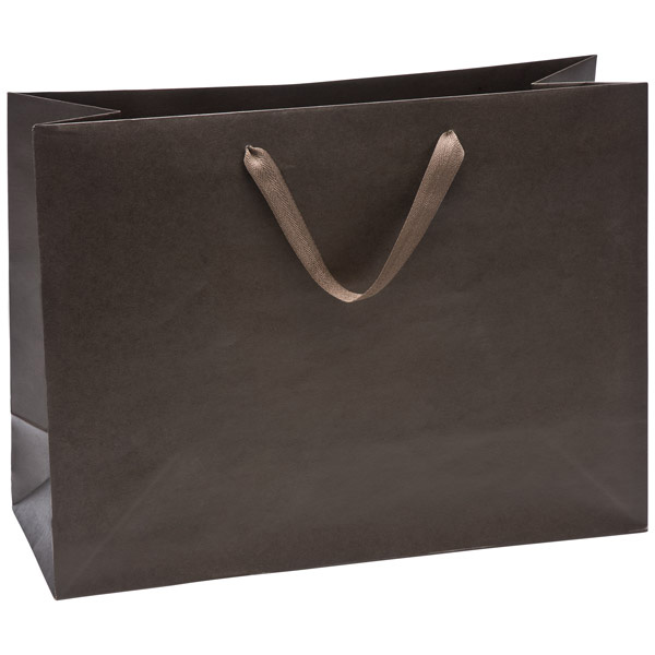 Large Espresso Manhattan Recycled Gift Bag