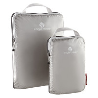 Eagle Creek Metallic Silver Specter Pack-It Compression