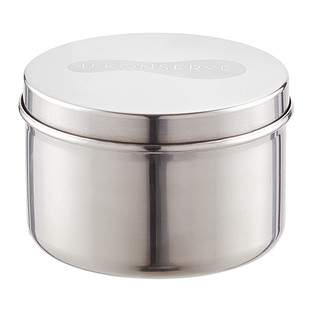 6 oz. Big Mini Stainless Steel Container