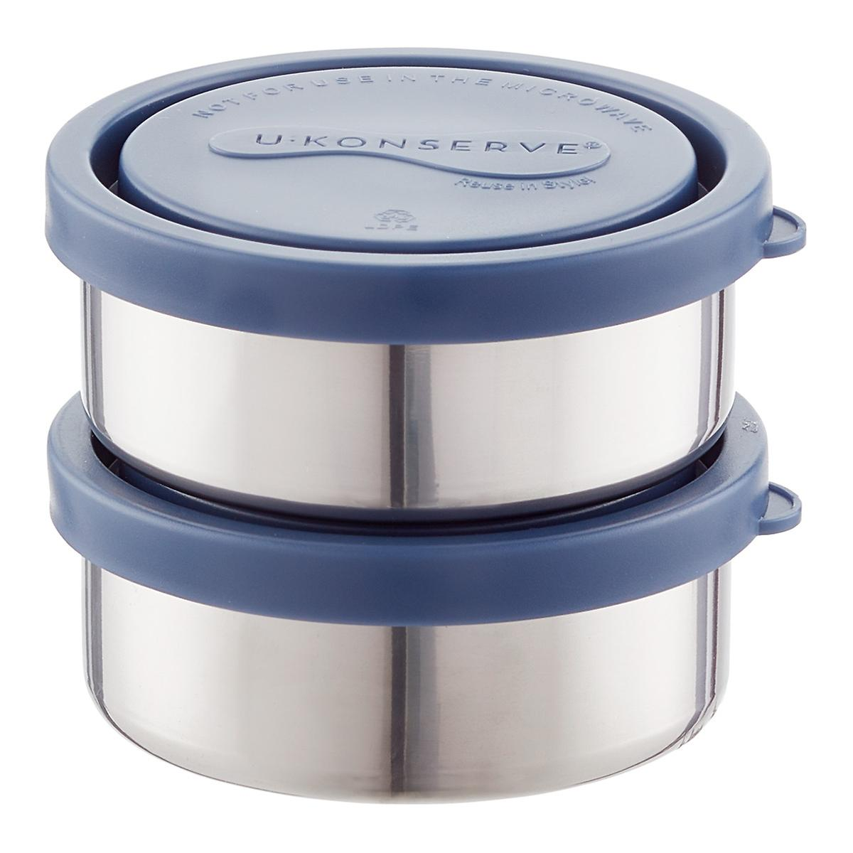 5 oz. Stainless Steel Containers