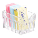 Glass Sugar Packet Holder