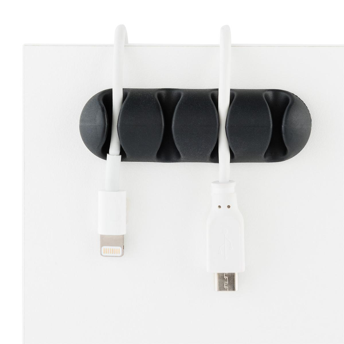 BlueLounge CableDrop Multi Adhesive Cable Clips