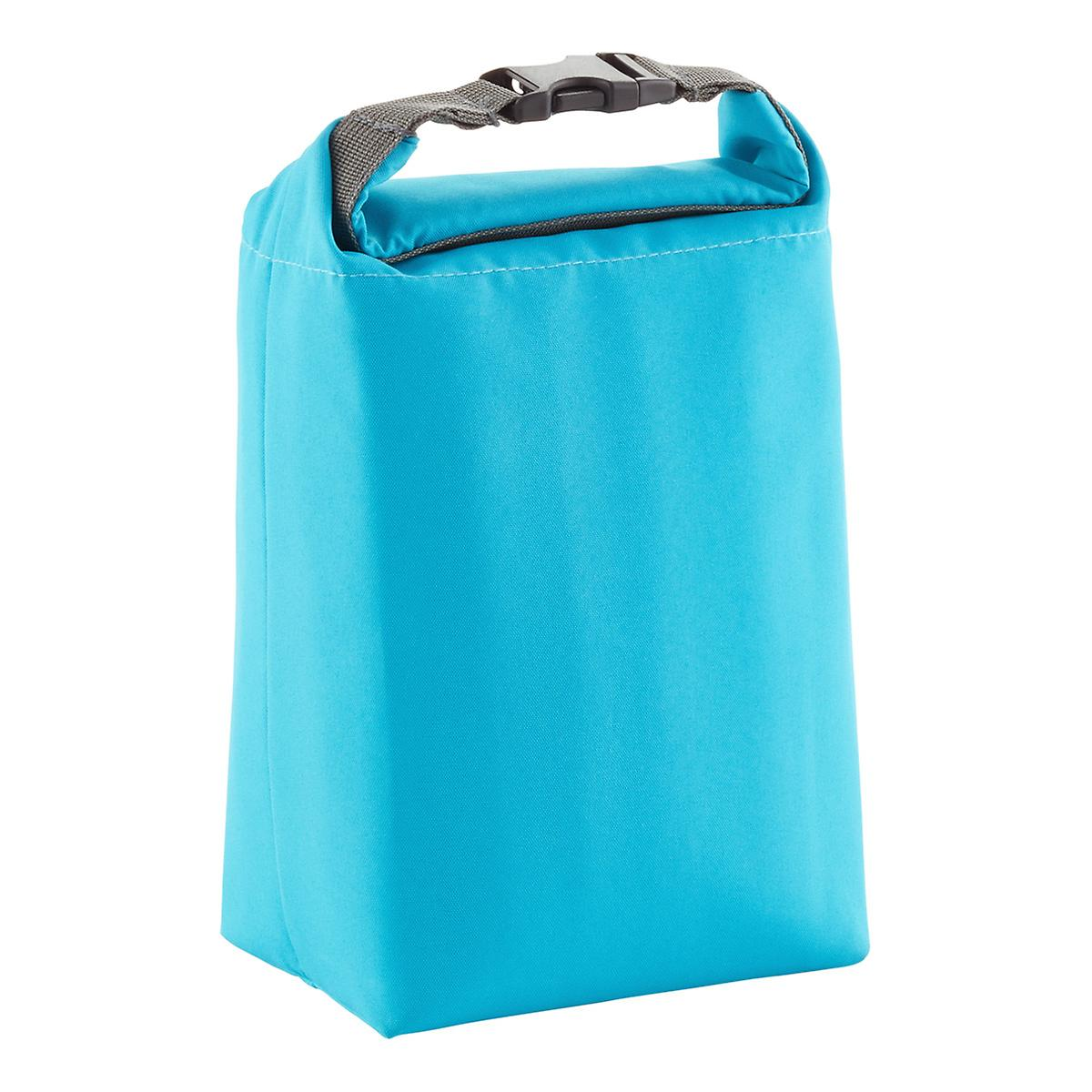 Blue Avocado Aqua Click 'n' Go Roll-Top Lunch Bag