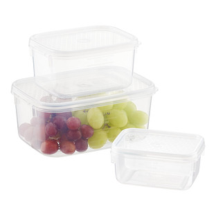 Tellfresh Oblong Food Storage Sets