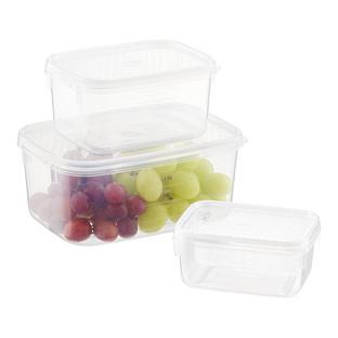 Tellfresh Oblong Food Storage Sets