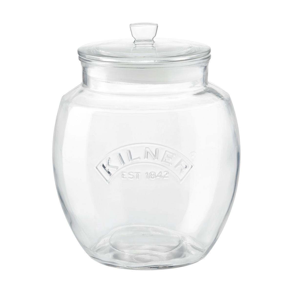 Kilner Universal Glass Storage Jars; &; &. Roll over to zoom
