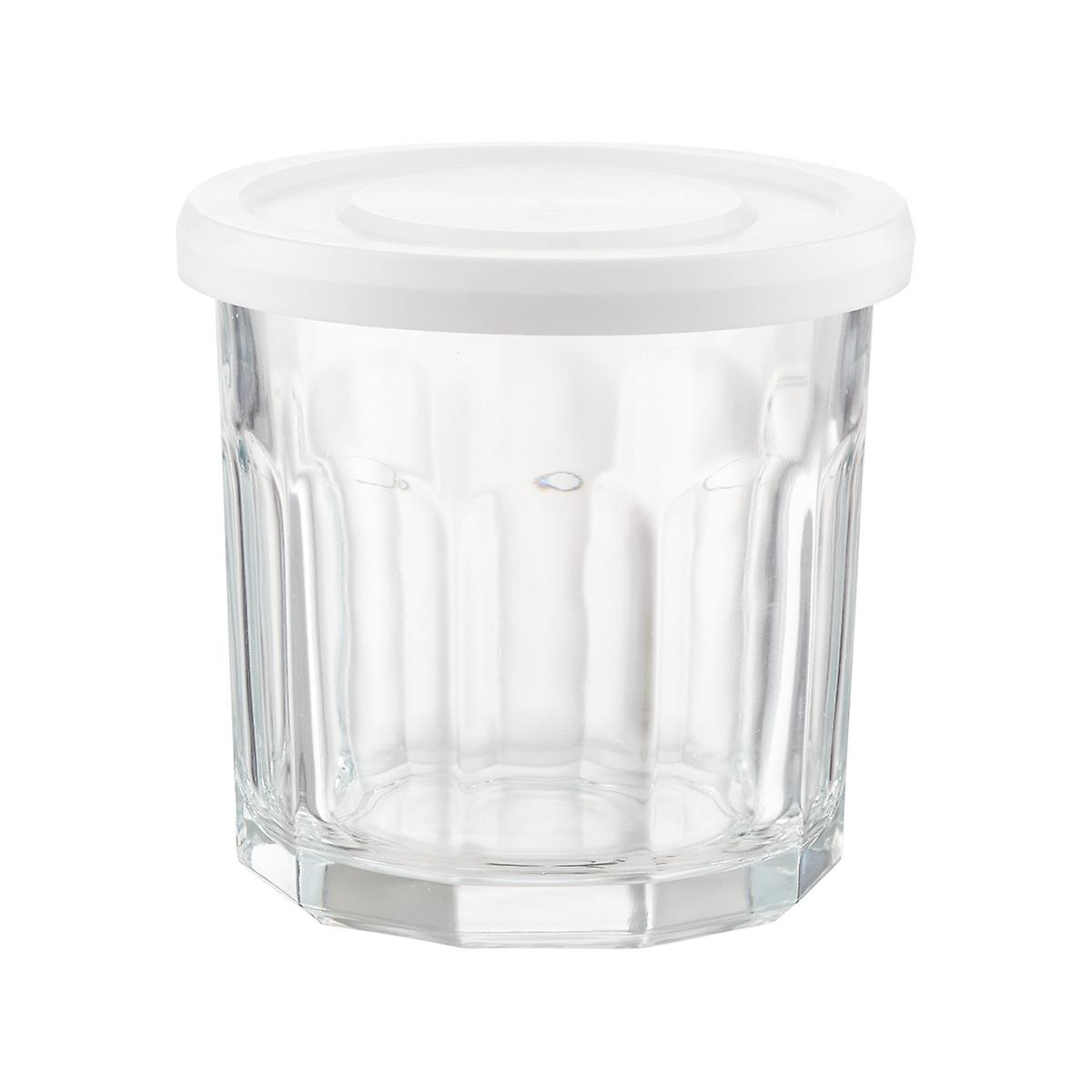 Glasses With Spill Resistant Lids The Container Store