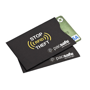 Rfid Blocking Credit Card Sleeves Pport Sleeve The Container