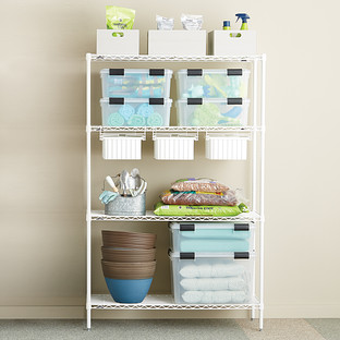 InterMetro Gardening Solution with Drawers