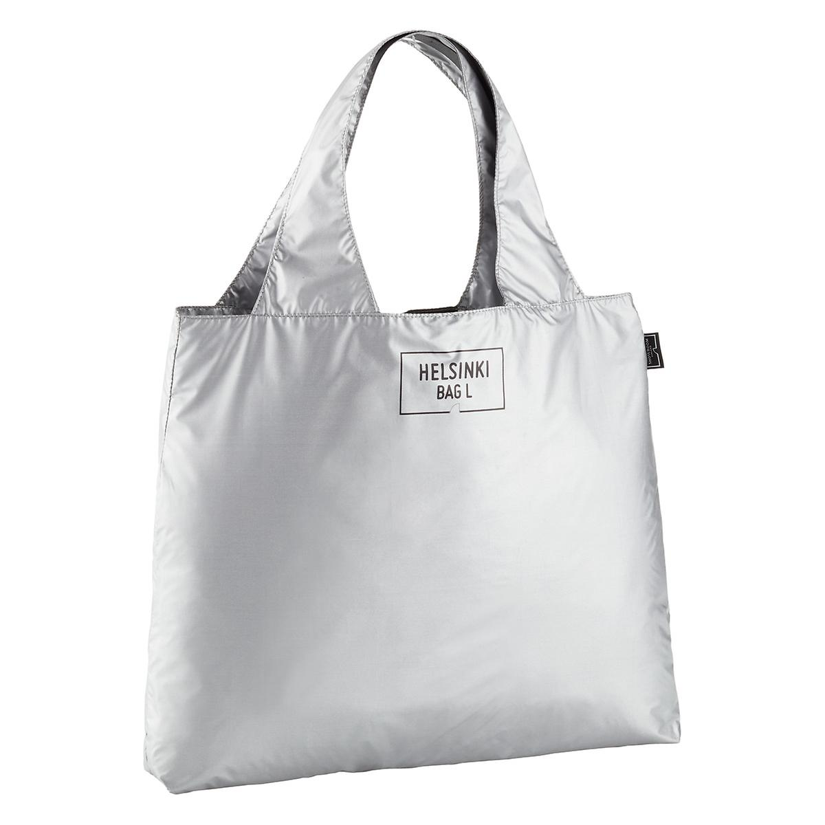 Silver Large Reuseable Bag