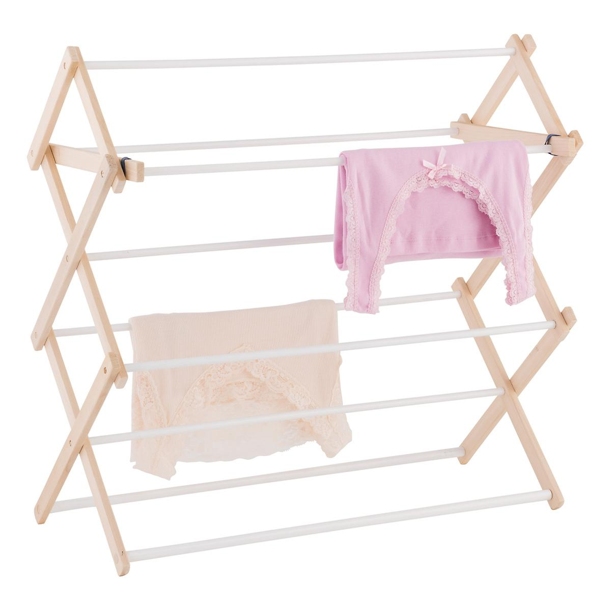 laundry item airer line washing hanging rack cloth towel radiator drying indoor itm clothes specifics