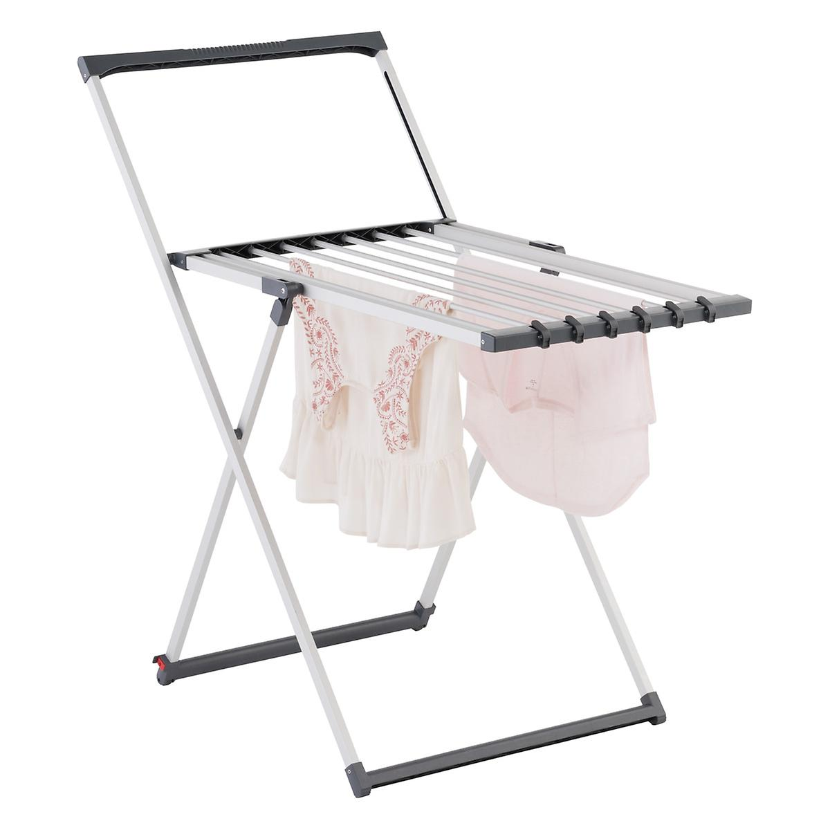 Polder Aluminum Clothes Drying Rack