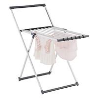 Polder Aluminum Clothes Drying Rack
