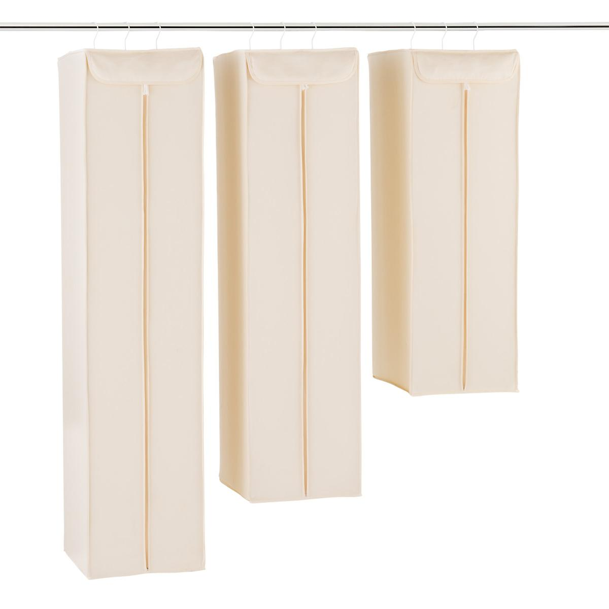 9282dcdb876f Suit Bags   Dress Bags - Natural Cotton Hanging Storage Bags
