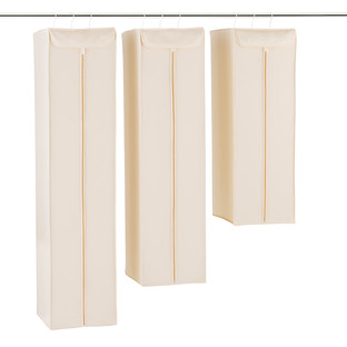 Natural Cotton Hanging Storage Bags