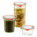Weck Mini-Sturz Glass Canning Jars