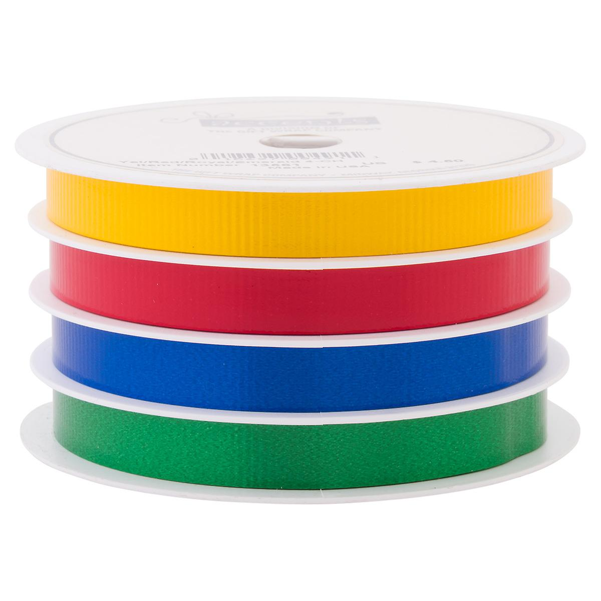 Classic Multi-Channel Curling Ribbon