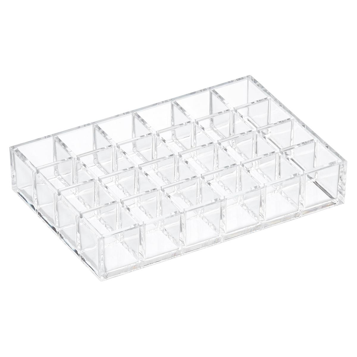 24 Lipstick Acrylic Organizer The Container Store