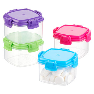 Sistema 2 oz. Snack Containers