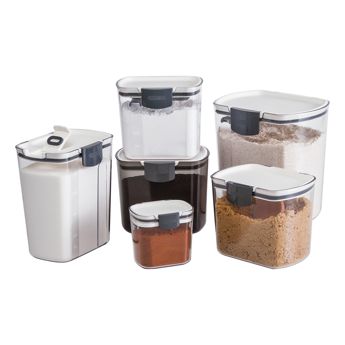 Flour Container  sc 1 st  The Container Store & ProKeeper 4 qt. Flour Container | The Container Store