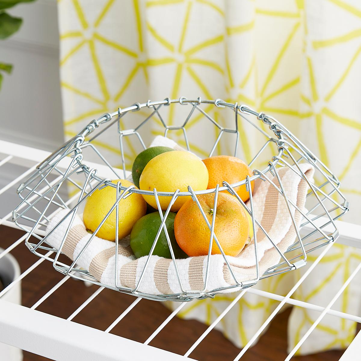 Origami 4-Shelf Folding Rack | The Container Store - photo#25