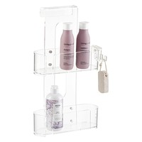 2-Tier Acrylic Shower Caddy
