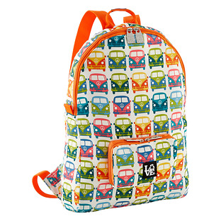 Love Bus Stash It Backpack