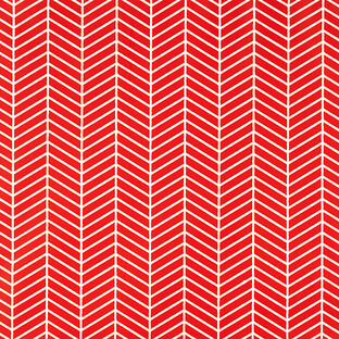 Nantucket Red Treeless Wrapping Paper