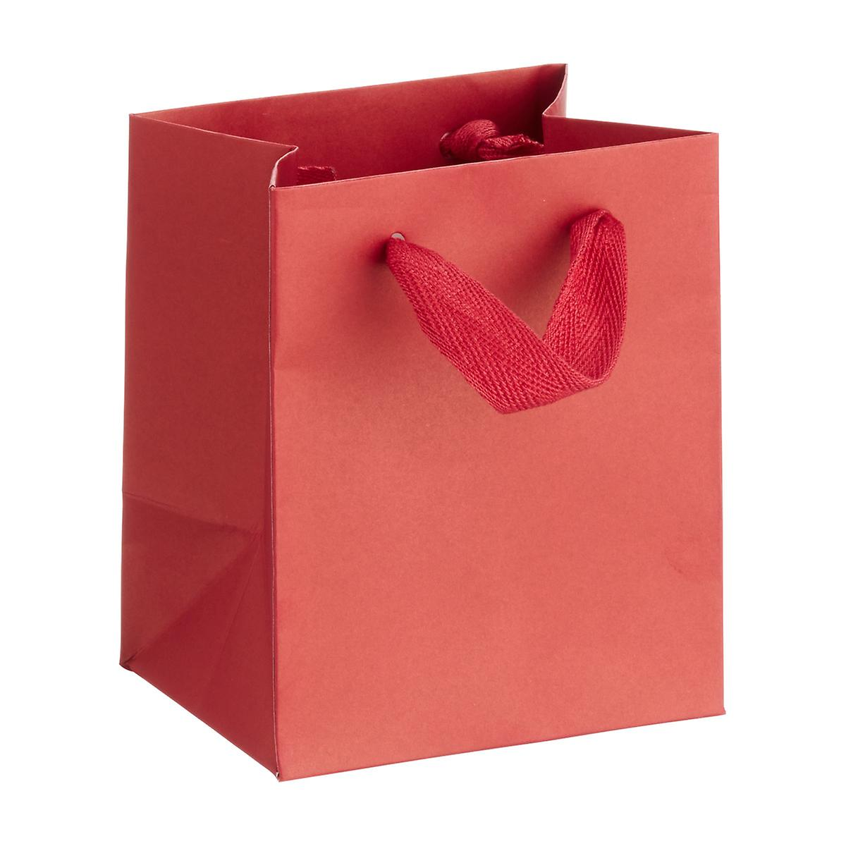 Mini Red Manhattan Gift Bag